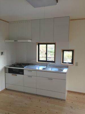 キッチン新設工事